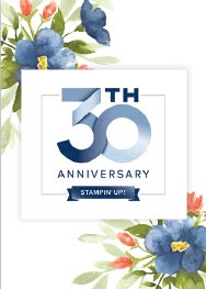 Stampin' Up!'s 30th Anniversary