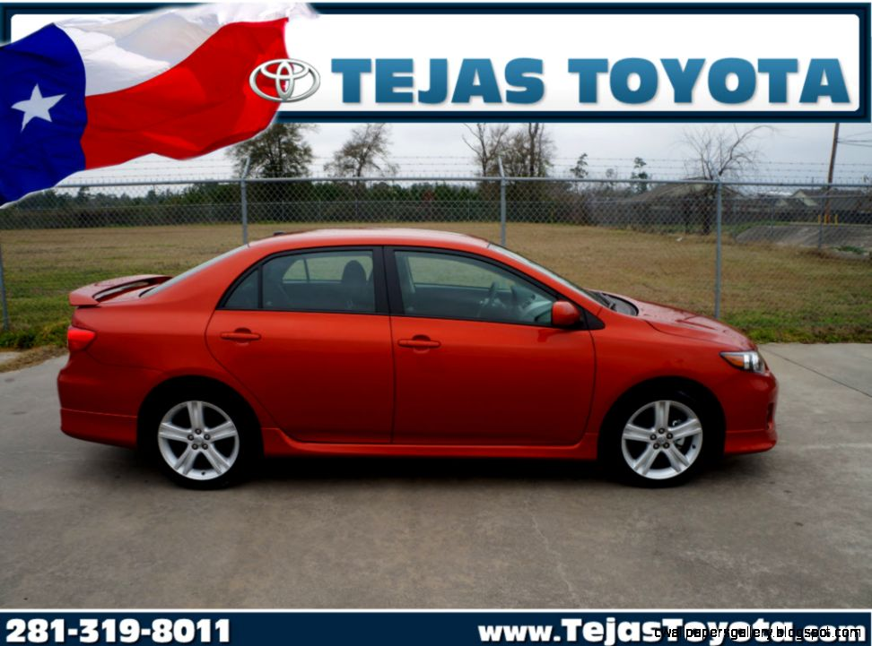 2013 Toyota Corolla S for Sale