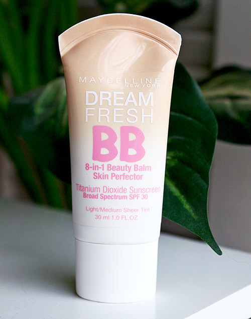Maybelline Dream Fresh BB Cream Review, Photos, Swatches!