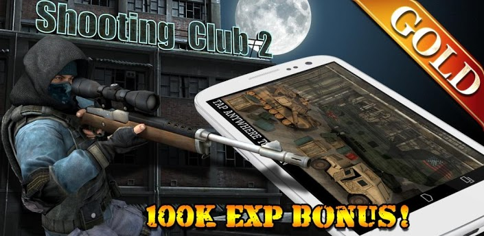 Shooting club 2: Gold APK v3.1.19 Android [FREE] [FULL]