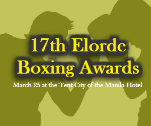 Elorde Boxing Awards