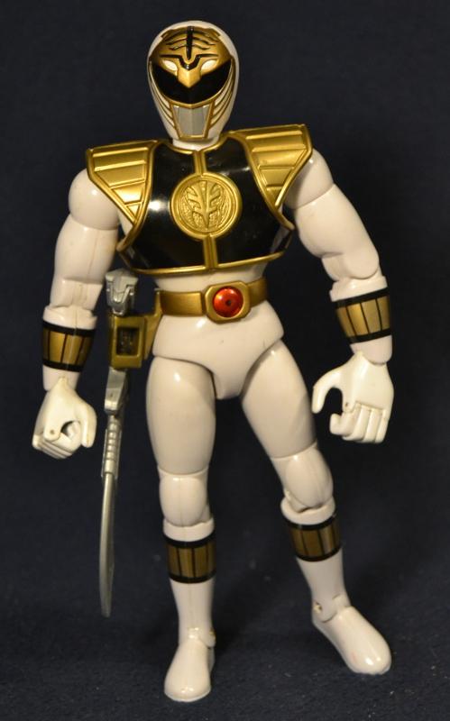 White ranger/ zeo ranger belt izkABUK61