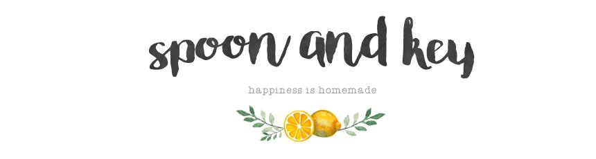 spoon and key - Food Blog