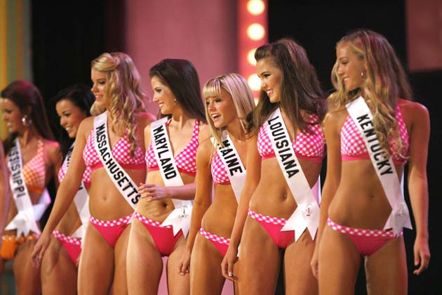 Miss Teen USA is a beauty pageant run by the Miss Universe