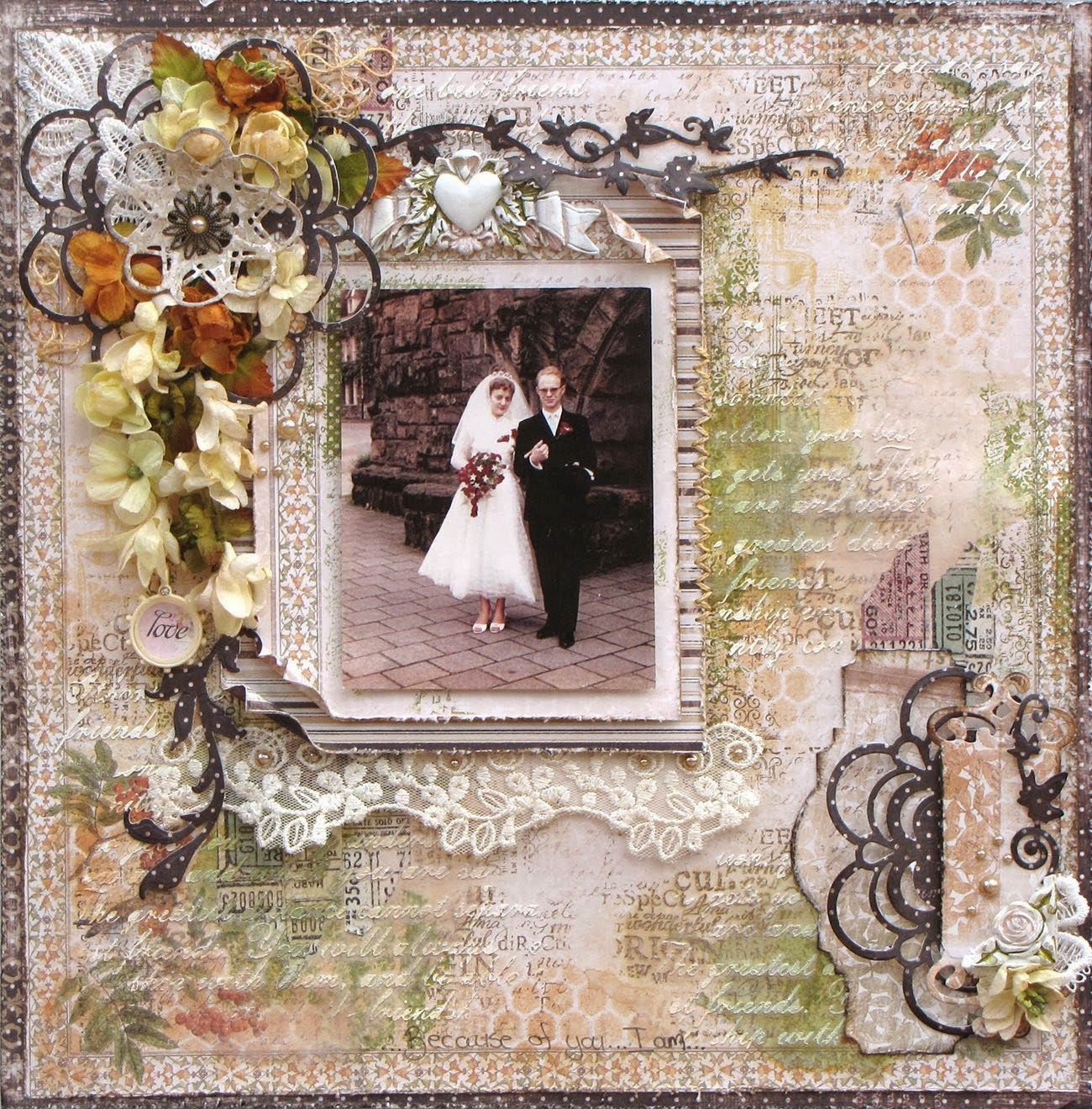 Guest Designer Feb 2014, Live and Love Crafts