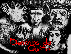 Demônios da Goétia