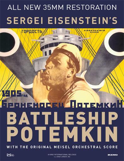 Ver El acorazado Potemkin (Bronenosets Potyomkin) (1925) Online