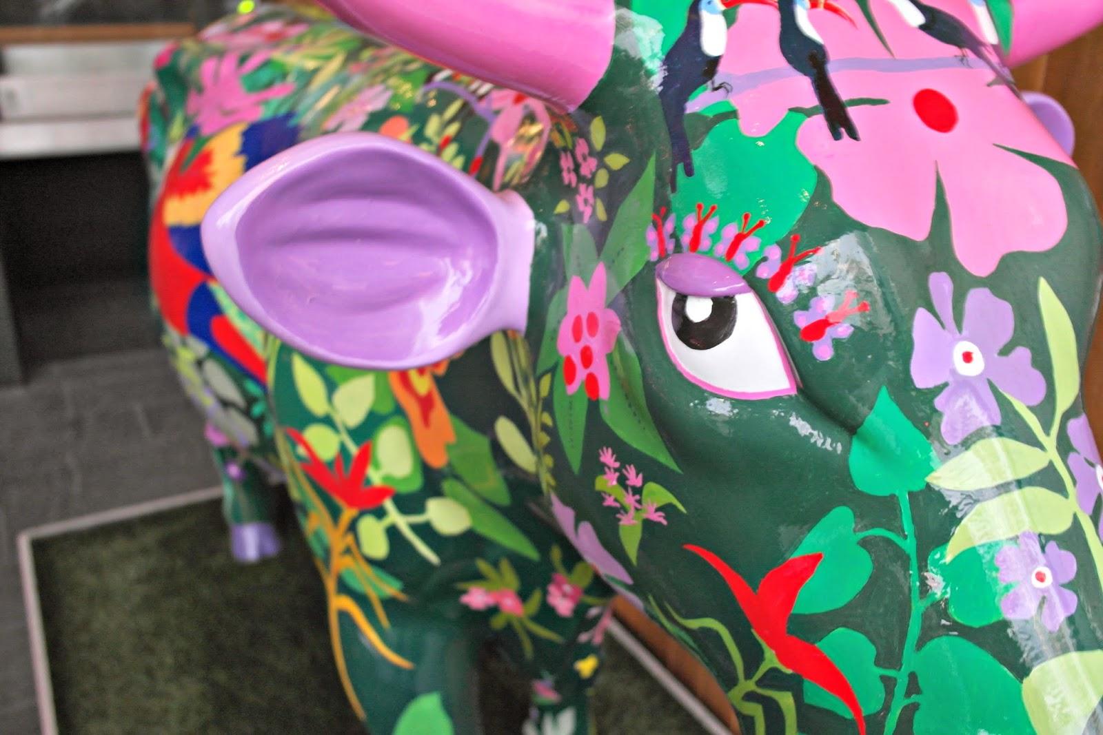 apex cow parade peice