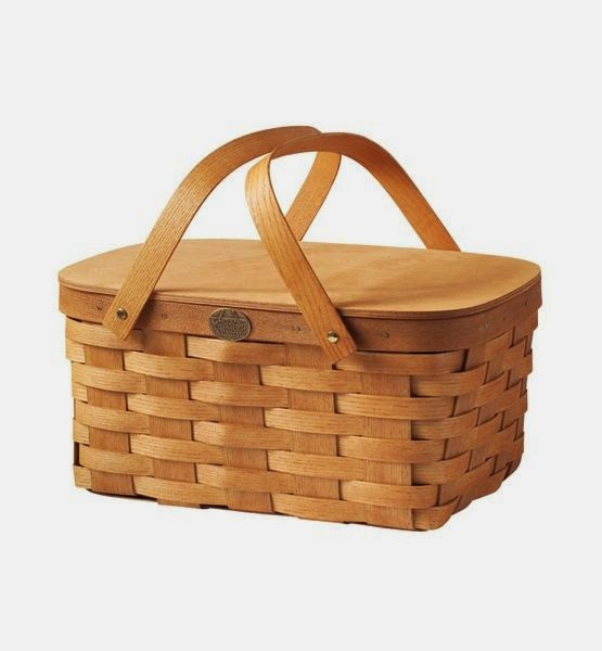 Woven Basket Building : Organizing the perfect summer picnic