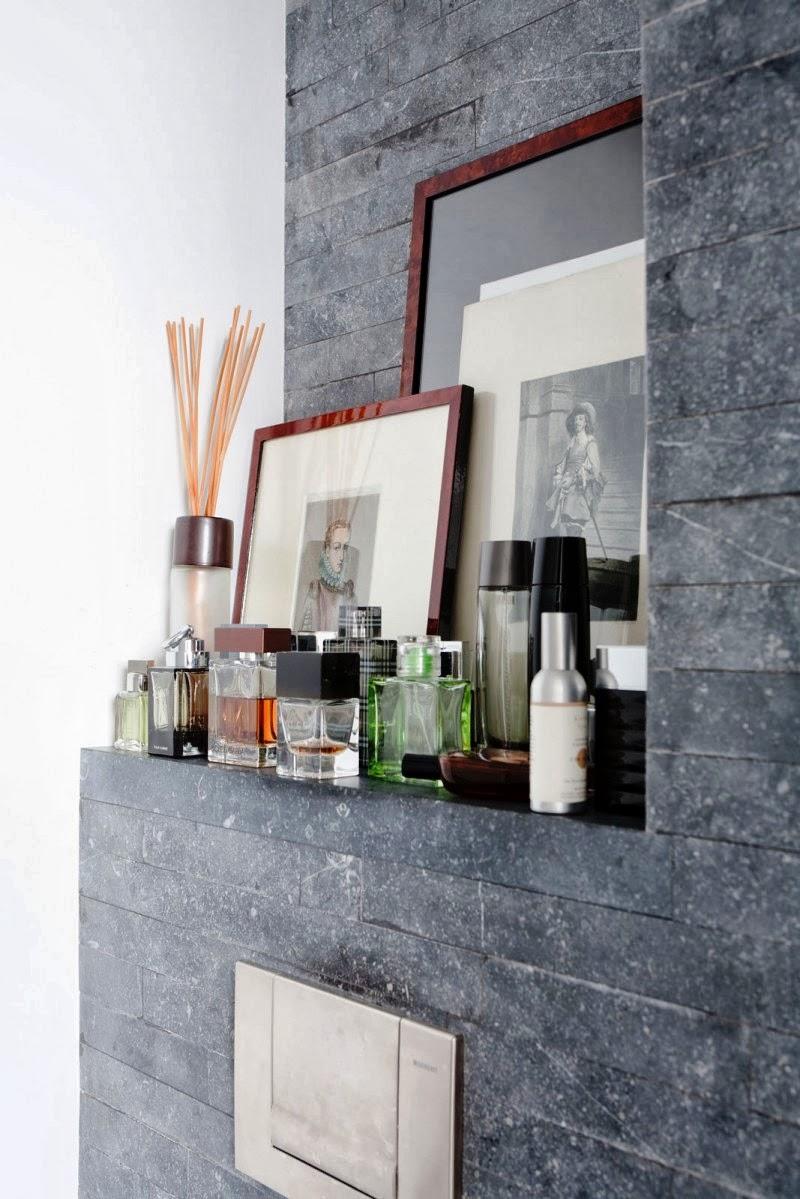 Annettes skimmer: enkelt men fint till badrummet