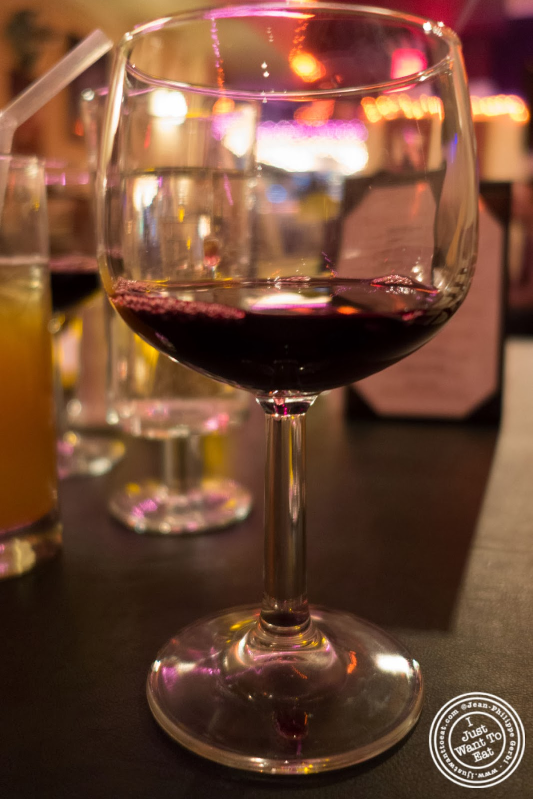 image of Alamos Malbec 2012 (Argentina) at MASQ New Orleans inspired cuisine in NYC, New York