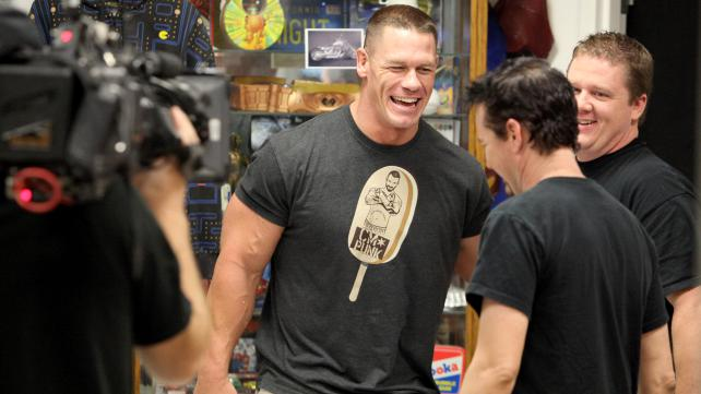 Images » John Cena Goes for a Wild On Syfy's''Dream ...