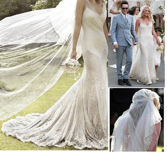 vístete!! - 5 vestidos de novia icono
