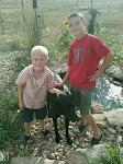 Jaycee and Bradley