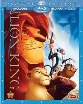 O Rei Leão   Dual Áudio   BluRay 480p