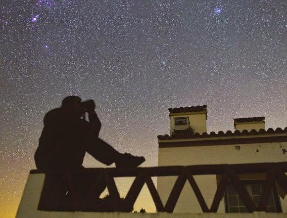 Komet Lovejoy Bisa Terus Diamati Hingga Awal Februari 2015