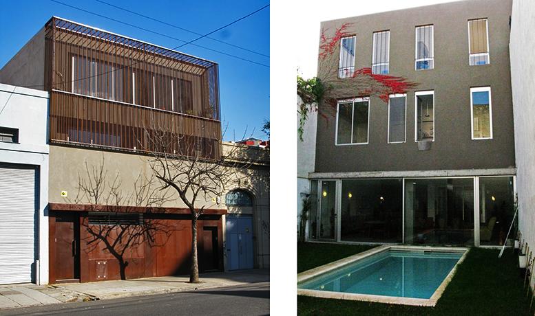 Estudio de arquitectura buenos aires paula mariasch for Remodelacion de casas viejas