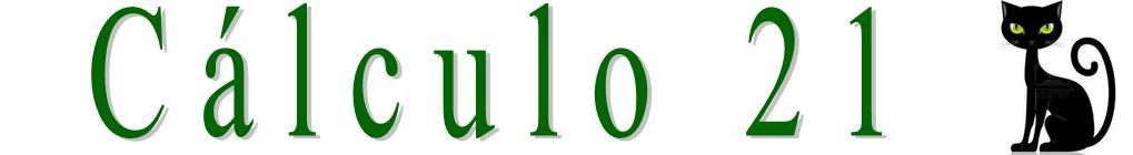 Cálculo21