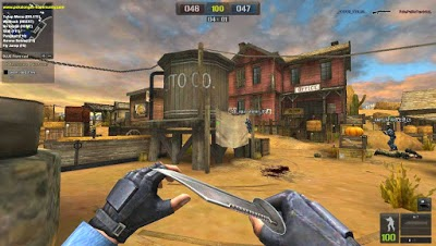 Cheat Point Blank Terbaru 21 Desember 2014
