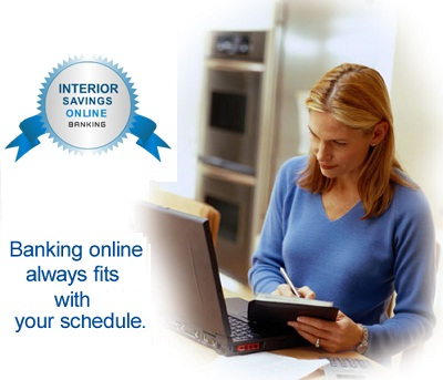 Interior Savings Online Banking: Login to Pay Bills, View Statement & Many More