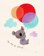 up, up & away!