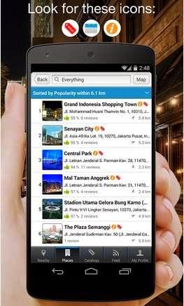 Isikota - Aplikasi android untuk berebelanja