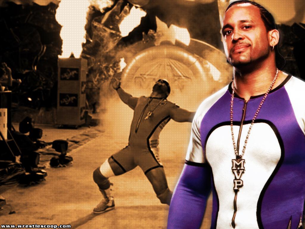 World Wrestlers: Mvp Wwe Pics