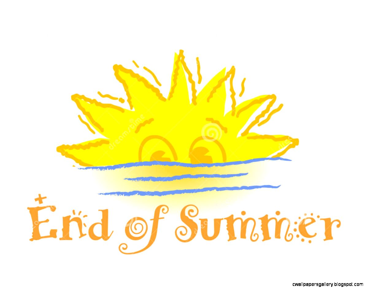 end of summer clip art wallpapers gallery
