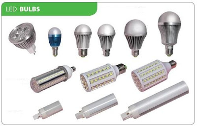 some type of led bulbs