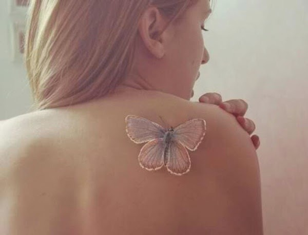 7 CREATIVE UNUSUAL WHITE TATTOO DESIGNS THAT WILL INSPIRE YOU