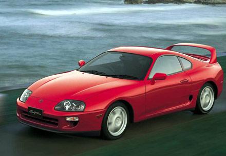 Toyota on Toyota  Toyota Supra