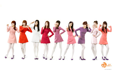 HD White Girls Generation Wallpapers - Sonyeo Shidae Wallpaper