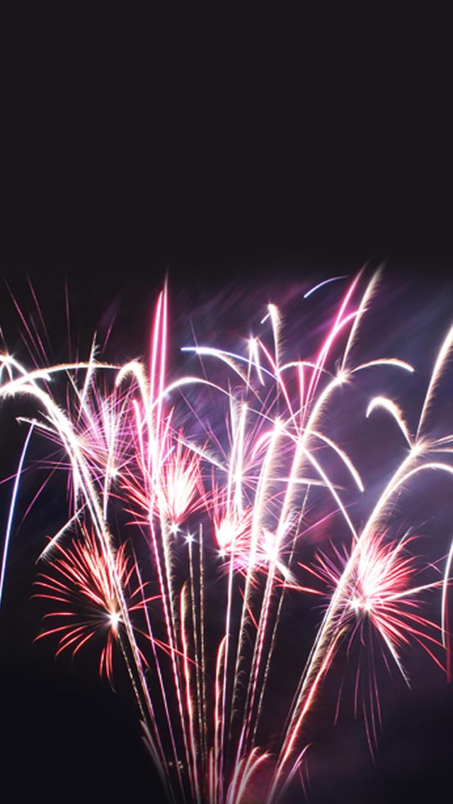 Firecrackers Go Boom Rockets At Night