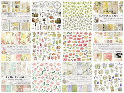 New Craft O'Clock papers