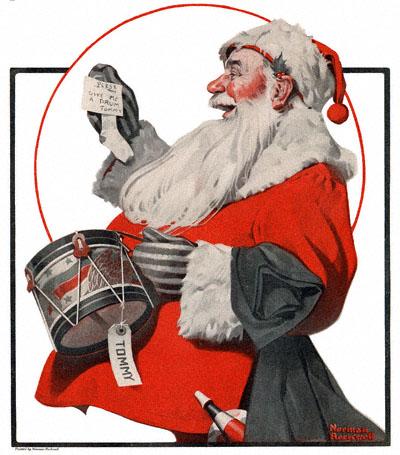 Santa Claus 1921