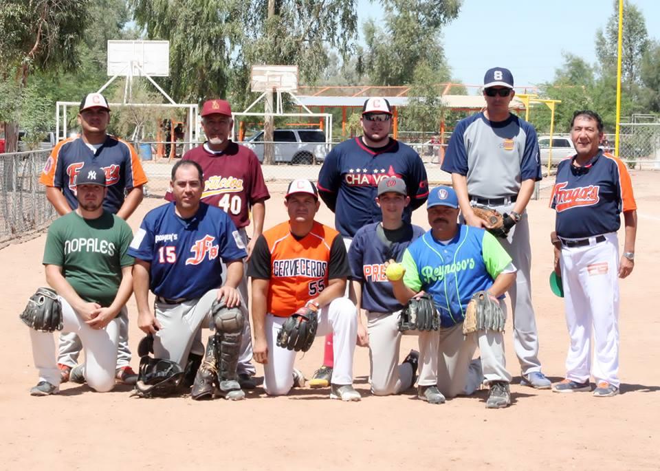 Sensacional arranque de temporada en la Liga Magisterial de Softbol de Mexicali, con tremendo juego