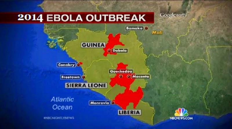 Ebola virus outbreak