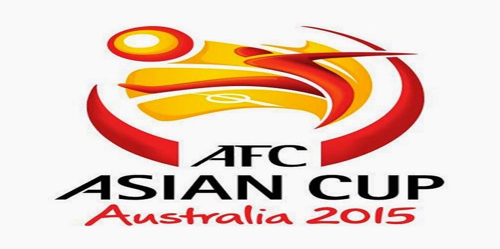 Jadwal Lengkap AFC Asian Cup 2015 - 14, 15, 16 Januari 2015