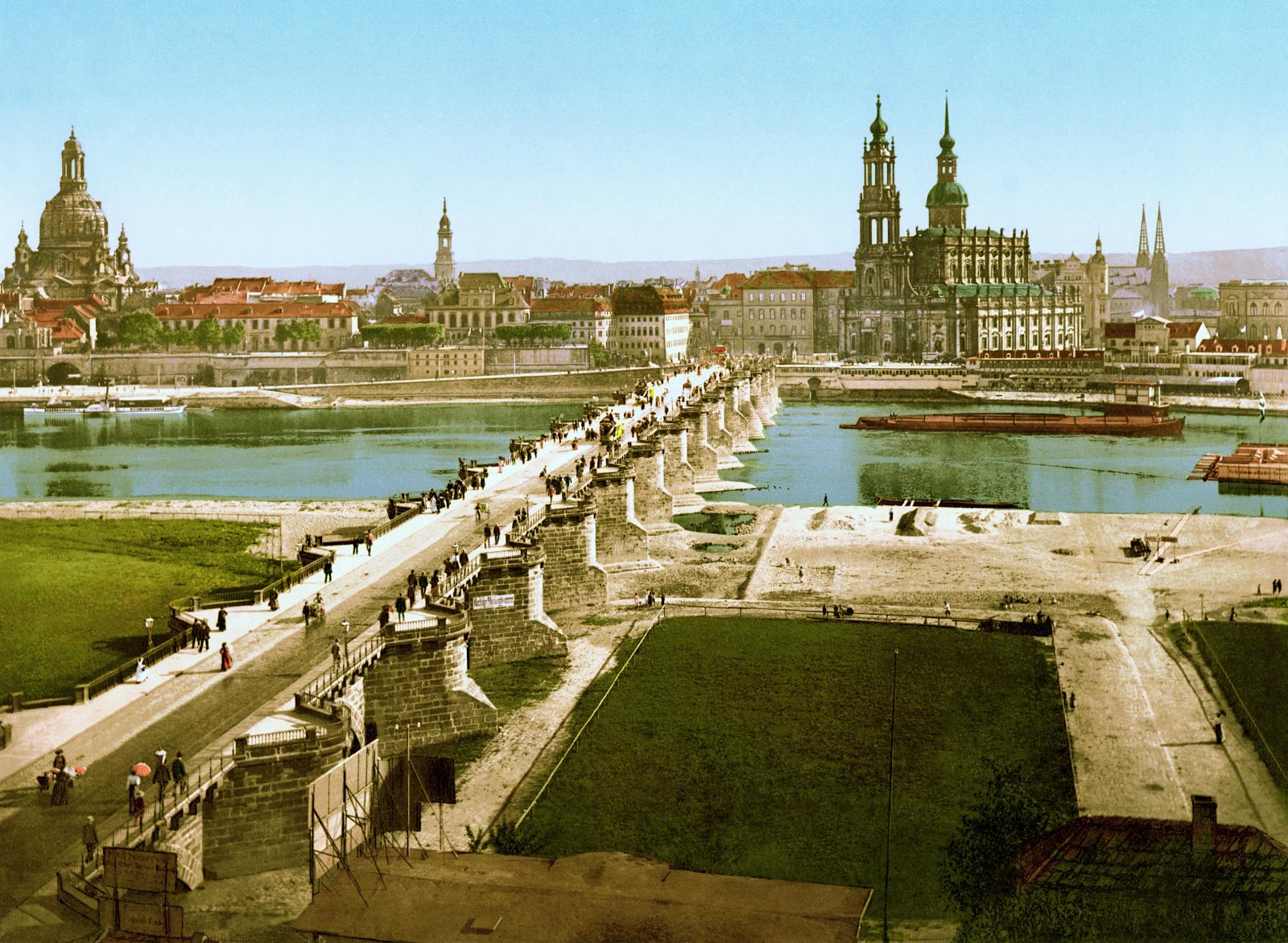 O Massacre de Dresden