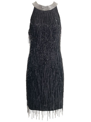 1920s Flapper Style Dress One of the major fashion