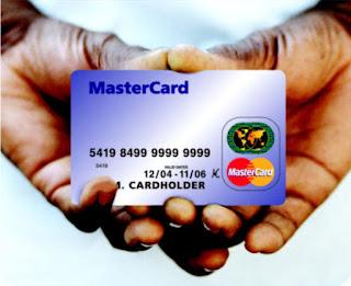 MasterСard в Украине