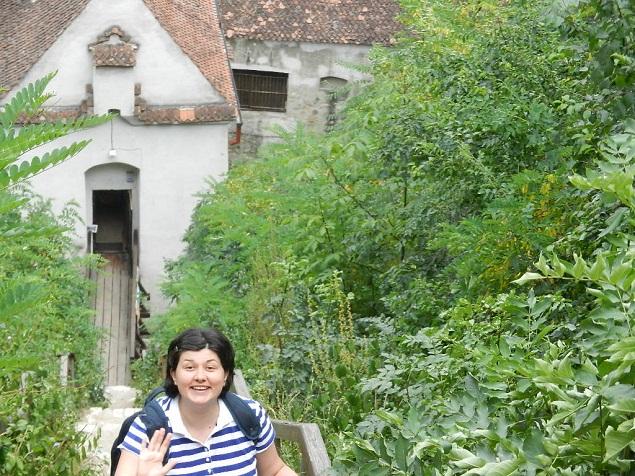 blog de bucuresti turnul alb brasov
