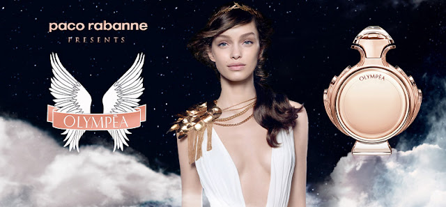 Moda en perfumes 2016. Paco Rabanne:Olympéa