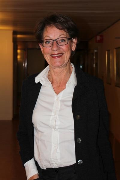 Gudrun Schyman, foto: Maria-Thérèse Sommar för HNEF