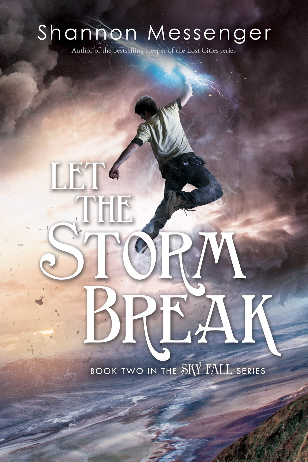 LET THE STORM BREAK (Sky Fall Book #2)