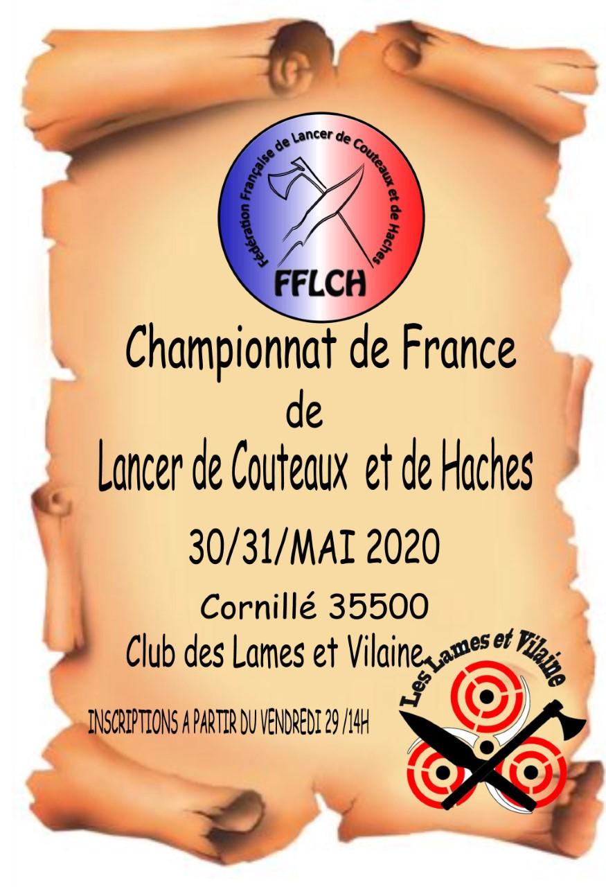 CHAMPIONNAT DE FRANCE 2020