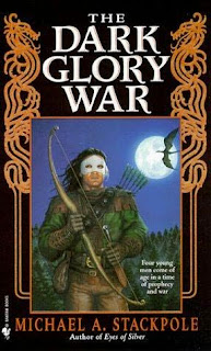 The Dark Glory War (Dragoncrown War Cycle Prequel) by Micheal Stackpole