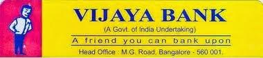 Vijaya Bank Employment News