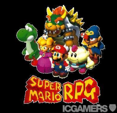 Super Mario Rpg , Snes