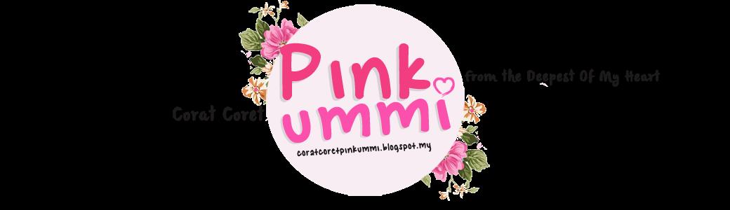 Corat Coret Pink Ummi